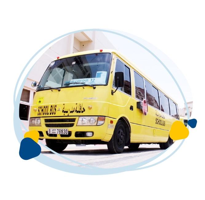 New Academy School - School Bus