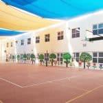 New Academy School - Basket Ball Court