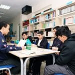 New Academy School - Library